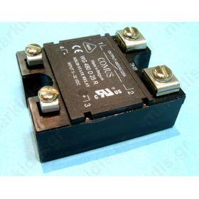S.S.R.WG480D50R 3-32VDC; 50A; 48-530VAC; -20-80°C