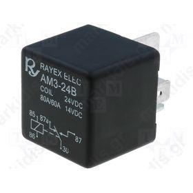 ΡΕΛΕ ΑΥΤ/ΤΟΥ 24VDC 80/70A AM3-24CF