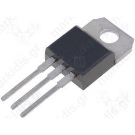 TRIAC ΒΤ139-800 16Α 800V TO220