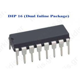 OPTOCOUPLER ΤΕΤΡΑΠΛΟ TLP621-4