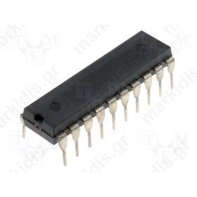Ι.C LMD18400N 4xhigh-side switch 35V 1A DIP20