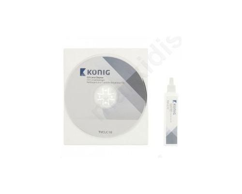 Κιτ υγρό και CD καθαρισμού κεφαλής CD player, 20 ml.
