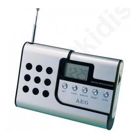 DRR 4107, Φορητό ραδιόφωνο
