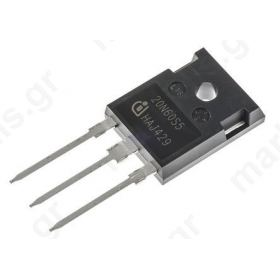 IGBT IKW30N60T 45 A 600 V 3-pin TO-247