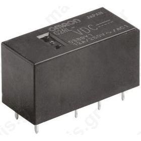 Ρελέ Ηλεκτρομαγνητικό 48V dc Coil 16 A