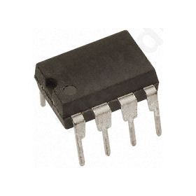 LM833NG, Dual Op Amp, 15MHz, 8-Pin PDIP