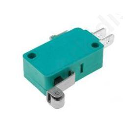 Μικροδιακόπτης με Μοχλό 10 A / 250 VAC