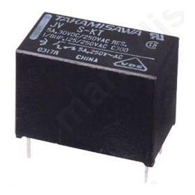 Ρέλε Ηλεκτρομαγνητικό 12VDC 5A/250VAC