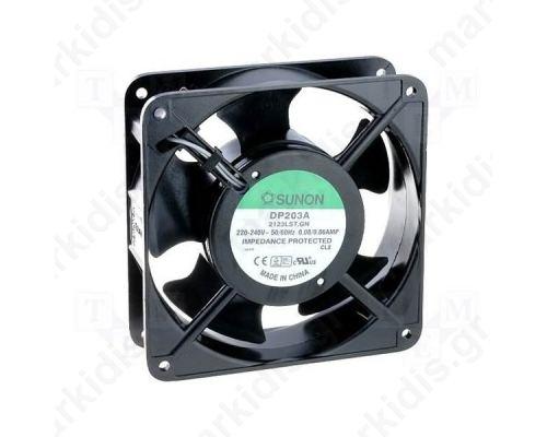 BLOWER 120X120X38mm 230V / 10W DP203A2123LBT