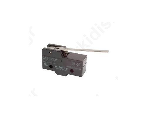 Μικροδιακόπτης Snap Action 20A/250VAC ON-(ON)