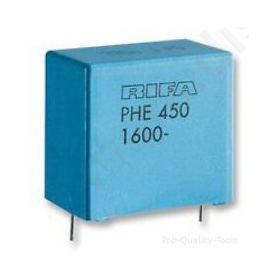 Capacitor polypropylene 220nF 22.5mm ±5% 26x7x16.5mm 600V