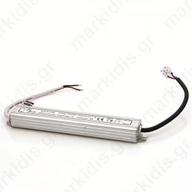 Τροφοδοτικό για Led IP65 12V 2.5A