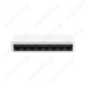 Ethernet switch 8 θυρών Ταχύτητας 10/100mbps