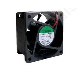 BLOWER 24VDC 60X60X25 1,8W 0.075A SUNON