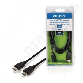 Καλώδιο HDMI αρσ. - αρσ., σε συσκευασία blister, 1.5m.