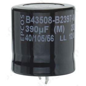 Πυκνωτής Ηλεκτρολυτικός  680MF/450V