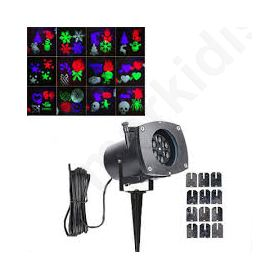 Star Laser Slides Projector 6 Θέματα
