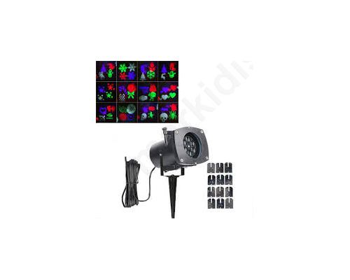 Star Laser Slides Projector 6 Θέματα