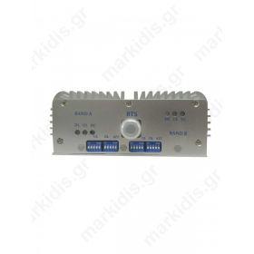 Ενισχυτής-αναμεταδότης σήματος κινητής τηλεφωνίας GSM PowerMax DualBand 900/1800MHz