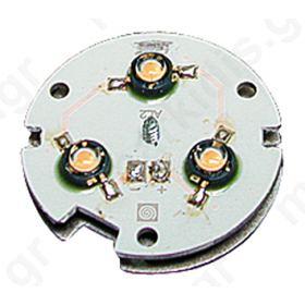 ΦΩΤΙΣΤΙΚΟ 3 LED x 1W RGB+RJ45