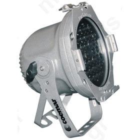 PAR LED RGB 36LEDSx1W SILVER