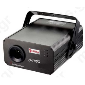LASER GREEN 100mW/532nm DMX AUTO SOUND