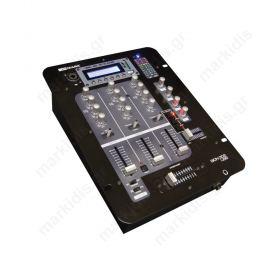 DJ MIXER 3 CHANNEL