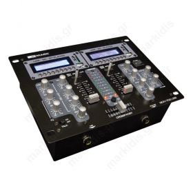 DJ MIXER 2 CHANNEL