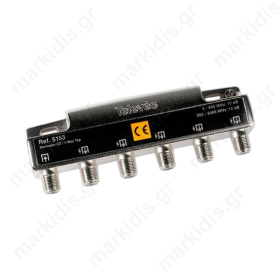 5153 splitter 5 ways F ALL BAND DC