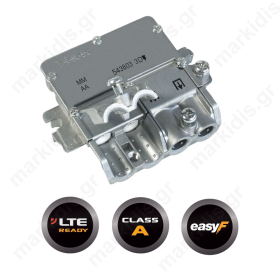 543603 splitter 3 way mini-EASY-F Class A
