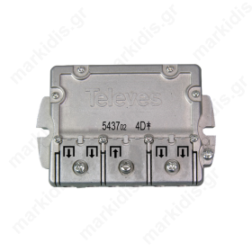 543702 splitter 4 ways EASY-F ALL BAND DC