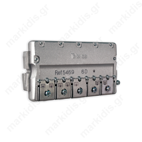 5469 splitter 6 ways EASY-F ALL BAND DC
