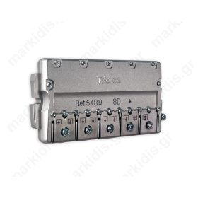 5489 splitter 8 ways EASY-F ALL BAND DC