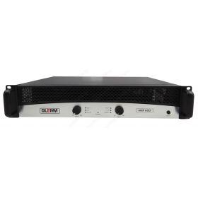 2 x 600W stereo amplifier