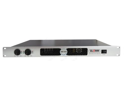 2x700W digital amplifier
