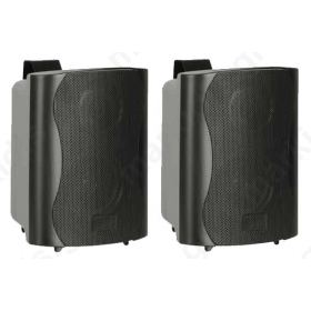 70W powered speaker pair