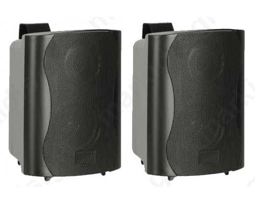 70W powered speaker pair