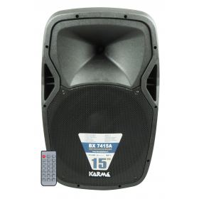 450W powered speaker