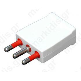 16 A mobile plug 2P+T