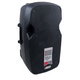350W amplified speaker with USB+BT