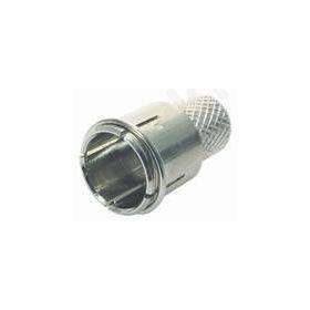 F - Quick αρσ. βιδωτό για καλώδιο 6.8mm