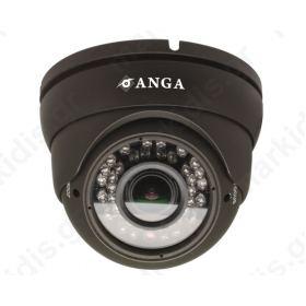 Κάμερα IP ANGA AQ-225IPD, 2 MP, 1/2.8 SONY IMX222 + ΗΙ3516C, Υψηλής Ανάλυσης, H.264/MJPEG, ONVIF, Φακός 2,8-12mm, DWDR, 2D/3D, DNR, IRCUT, POE, IR Led 5X36PCS, Απόσταση 30μ, Αδιάβροχη IP65, 12V, Mεταλλική