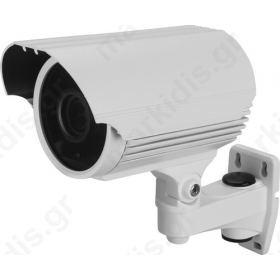 Kάμερα ANGA AQ-3210LS4 (4 in 1) AHD/CVI/TVI/CVBS, 1/2.8 SONY CMOS 1080P 2.1MP, IMX290 + EN771T, Starvis Φακός 2.8 - 12mm, ΙR Led 42X6PCS, 60 μέτρα, Αδιάβροχη IP66, 12V, Μικτό Βάρος: 1700gr