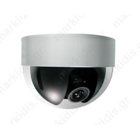 Κάμερα Dome IP AVTECH AVN222ZVP 1/3 SONY, Varifocal Φακός 4 - 9mm/F1.4, 0.15 Lux, DCCS Smart Zoom, 12V