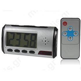Κάμερα ρολόϊ BMWC606 με microSD 4GB (720x480)