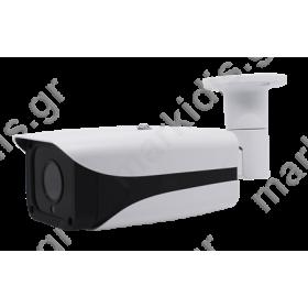 ΚΑΜΕΡΑ ANGA AQ-4208-RS4 BULLET (4in1) AHD/CVI/TVI/CVBS 2MP ΦΑΚΟΣ 2,8mm-12mm 1080P,Ρύθμιση μέσω Ομοαξωνικού καλωδίου, 4pcs ARRAY IR LED 60MTR ΑΔΙΑΒΡΟΧΗ ΜΕΤΑΛΛΙΚΗ IP66