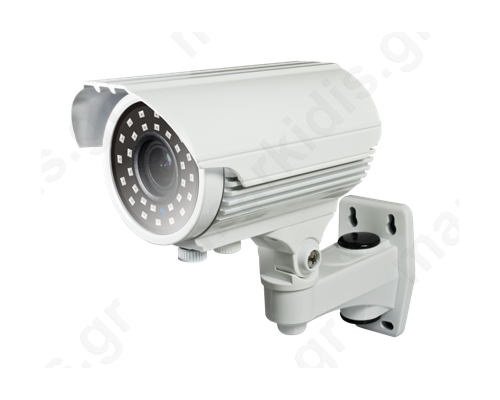 ΚΑΜΕΡΑ ANGA AQ-4216-NS4 BULLET (4in1) AHD/CVI/TVI/CVBS 2.4MP 1/2.8 1080P/960H 48pcs SMD IR LED 60MTR 2.8mm-12mm ΑΔΙΑΒΡΟΧΗ ΜΕΤΑΛΛΙΚΗ IP66