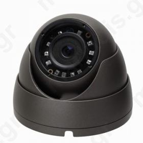 ΚΑΜΕΡΑ ANGA AQ-4217-ND4 DOME 2.4MP STARLIGHT SONY (4in1) AHD/CVI/TVI/CVBS ΦΑΚΟΣ 2,8mm IMX291+NVP2441H 1/2.8 1080P/960H DWDR,DNR ME IR-CUT OSD ΚΑΛΩΔΙΟ+UTC 18pcs SMD IR LED 20 ΜΕΤΡΑ ΑΔΙΑΒΡΟΧΗ ΜΕΤΑΛΛΙΚΗ IP66 12V