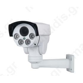 ΚΑΜΕΡΑ ANGA AQ-4215-NPT4 MINI PTZ 4X Zoom BULLET(4in1) AHD/CVI/TVI/CVBS 2MP 1080P ΦΑΚΟΣ Varifocal 2,8mm-12mm motorized lens 128 presets HYBRID SONY IMX323+V30E OSD ΚΑΛΩΔΙΟ+UTC 30-50 ΜΕΤΡΑ ΑΔΙΑΒΡΟΧΗ ΜΕΤΑΛΛΙΚΗ IP66 12V