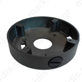 Βάση ANGA AGE-DB20-G 9,5cm Γκρί Aλουμινίου για κάμερα AGE-1102-D4, AGE-1111-D4, AQ-3105D-AHD & AGE-2105-IPD